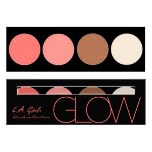 LA Girl Beauty Brick Blush Collections – Glow