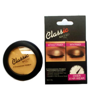 Classic Makeup Eyeshadow Primer