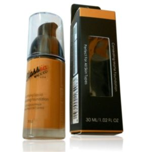 Classic Makeup Matifying Liquid Concealing Foundation