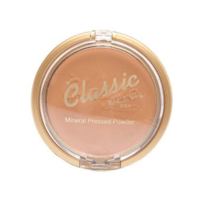 Classic Makeup Mineral Pressed Powder