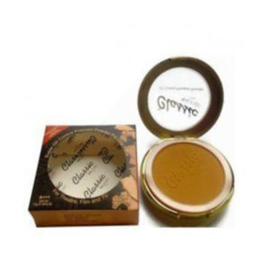 Classic Makeup Oil Control Pressed Powder