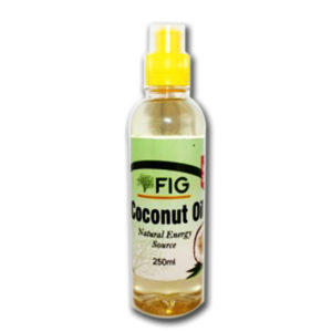 Fig Coconut Oil – 250ml