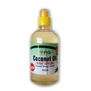 Fig Coconut Oil – 500ml